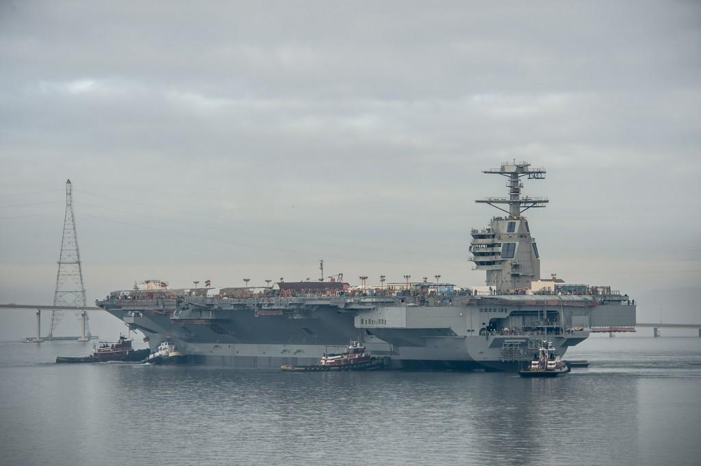 Will Trump Fire SecNav? Super Carrier USS Ford Suffers New Setback