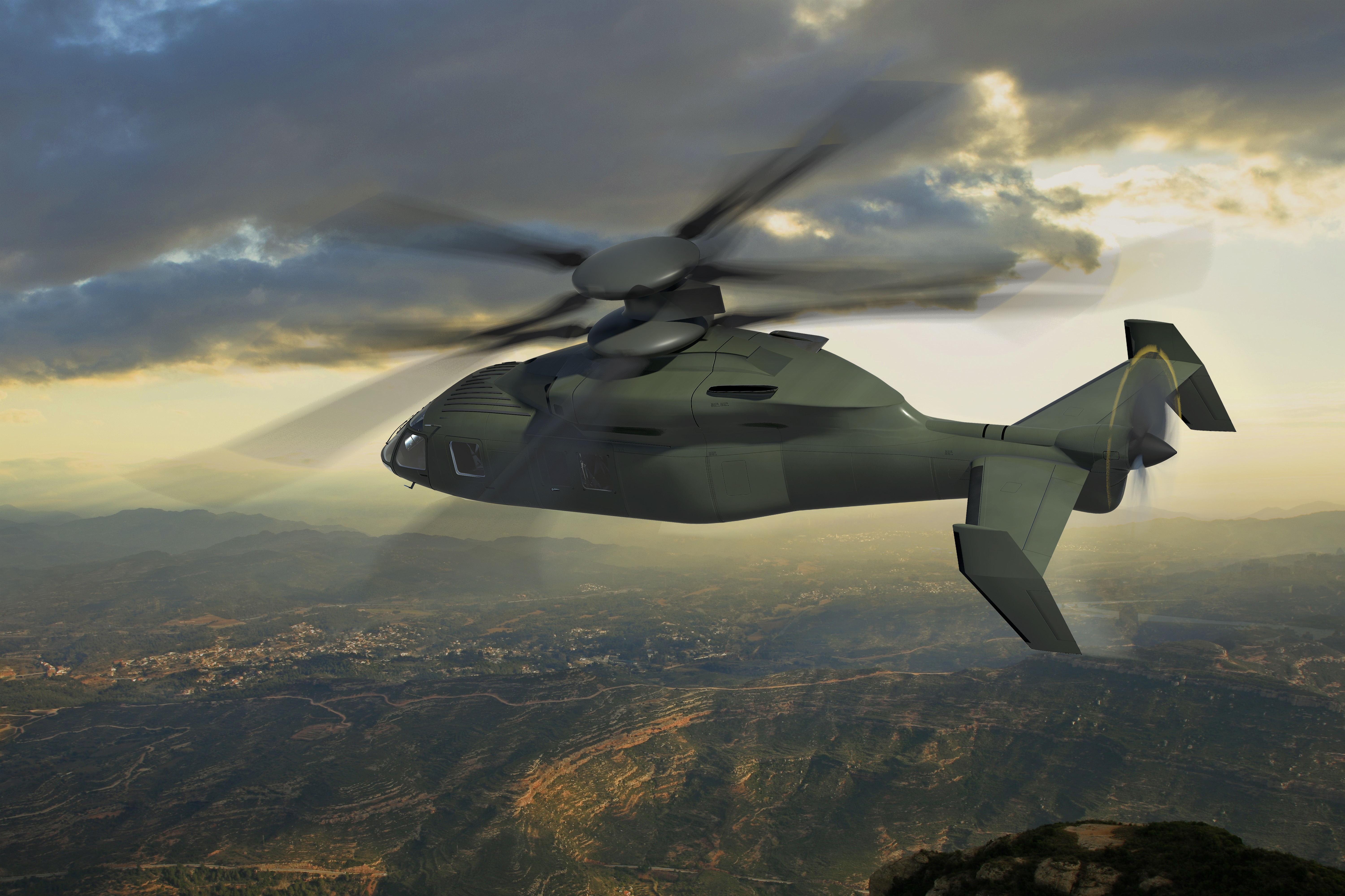 Bell V-280 Vs  Sikorsky-Boeing SB>1: Who Will Win Future Vertical