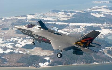 F-35 Fleet Grounded: Air Show Flights May Still Happen