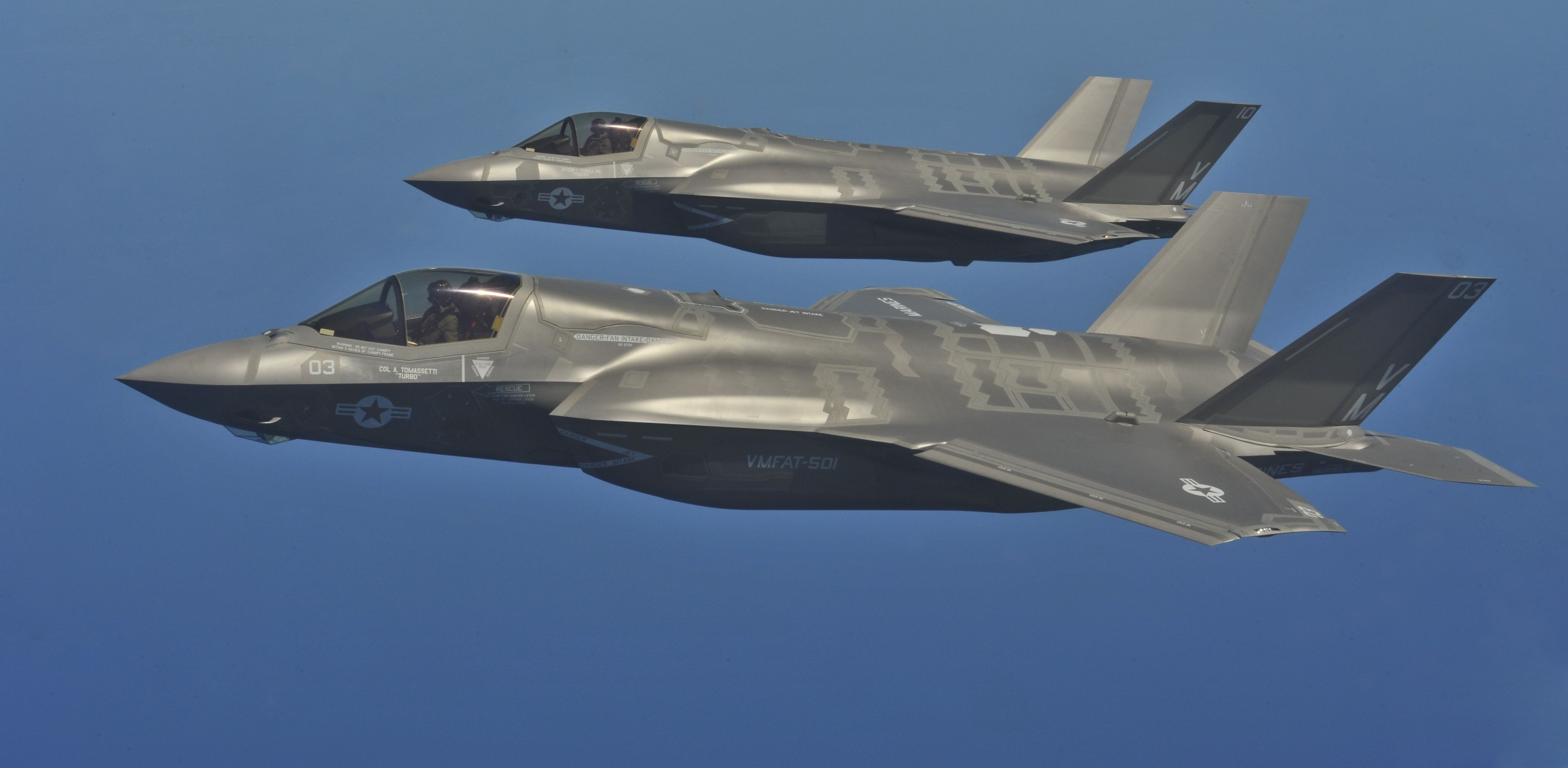 F-35: The World's Biggest Weapons Program in One Graphic