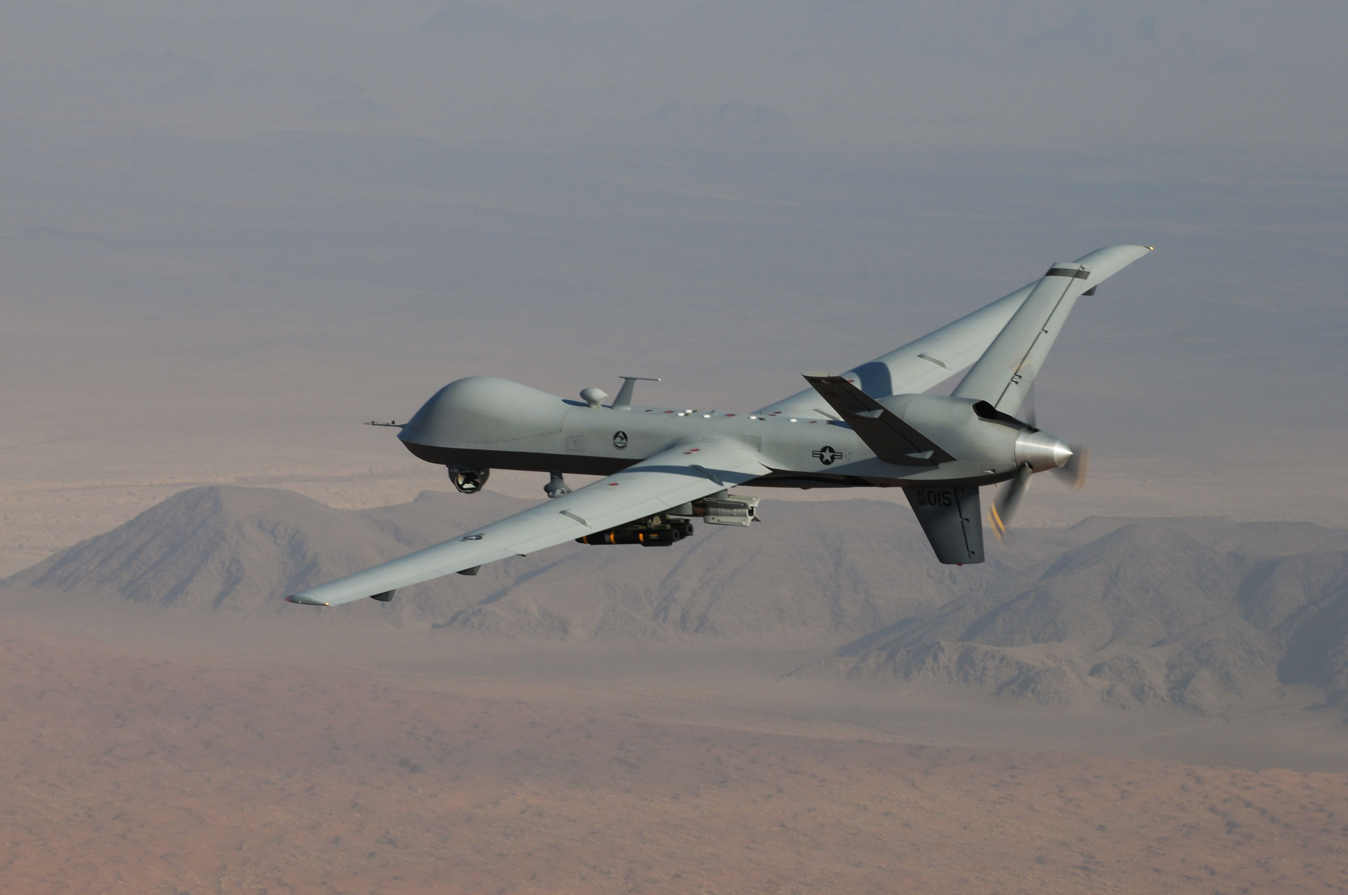 UPDATED: Centcom Confirms Reaper Shoot Down, Says Iran And Houthis