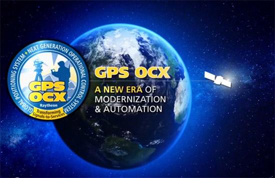 Raytheon's GPS Ground Station, OCX, Rights Itself