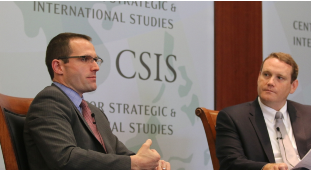 CSIS photo