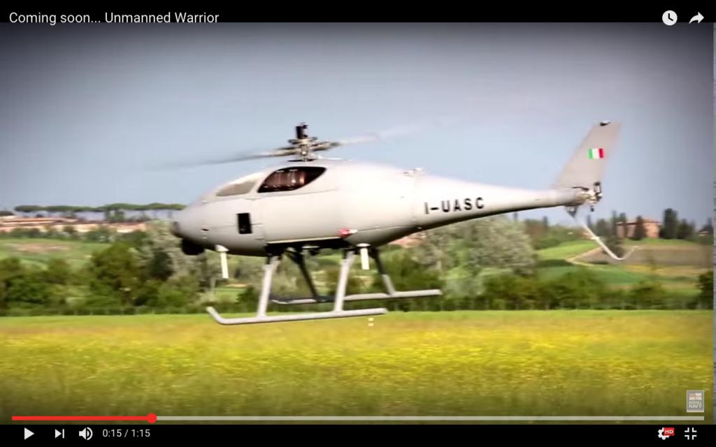 Royal Navy/UK MoD video still