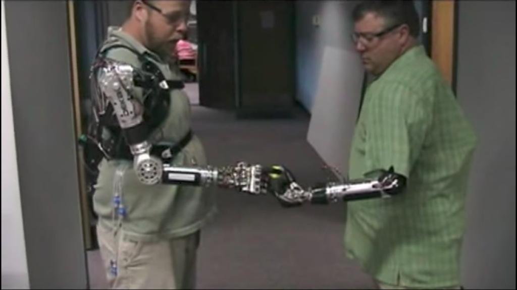 still from DARPA video