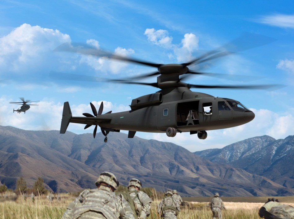 SB>1 Defiant Will Be Worth The Wait: Sikorsky & Boeing « Breaking