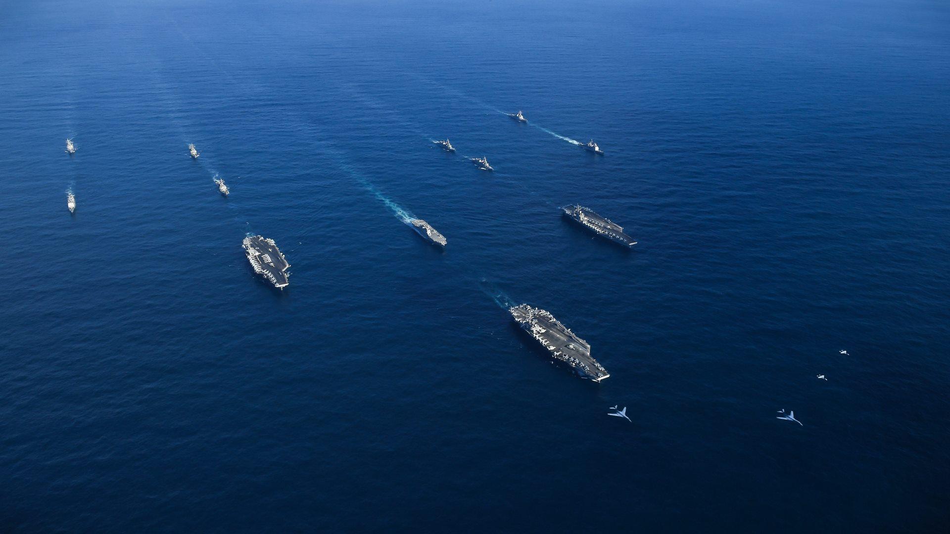 Inhofe Wants 355 Ship Navy, But Headwinds Remain « Breaking Defense