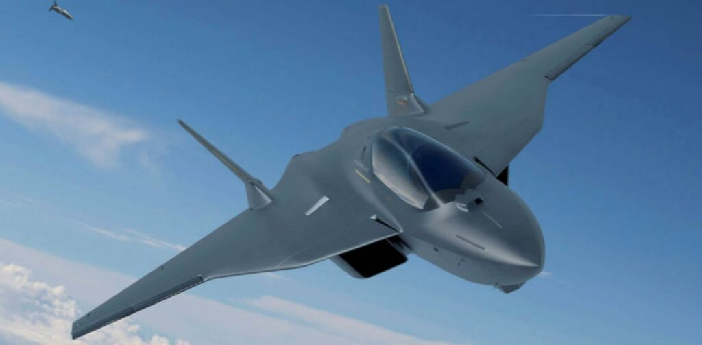 With FCAS, French Air Force's Renaissance Begins « Breaking