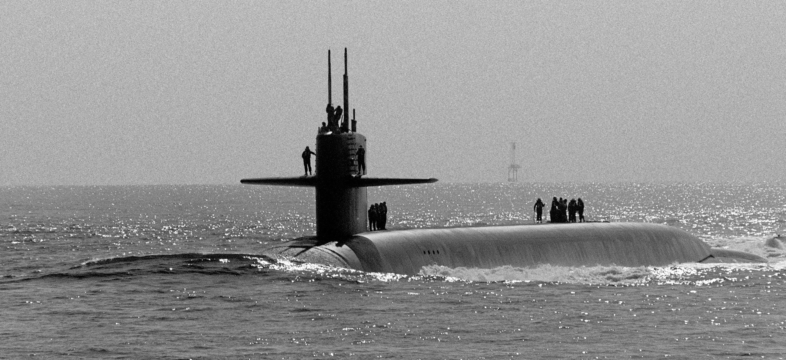 Inside America's Aging Nuclear Missile Submarines « Breaking