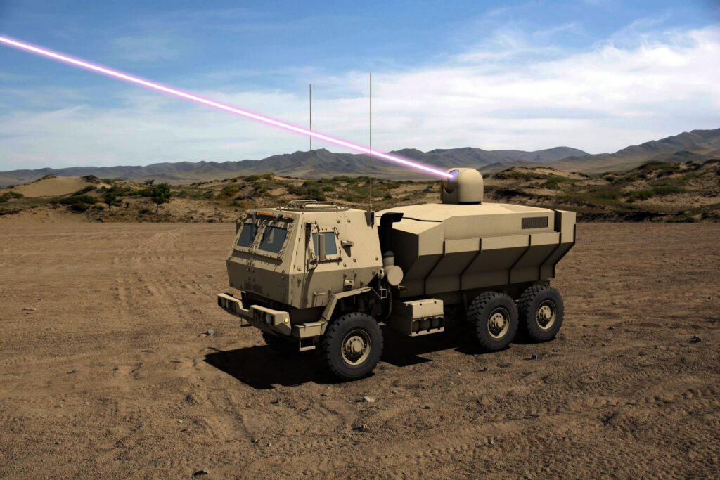 Lasers, Microwaves, Hypersonics & More: Army RCCTO