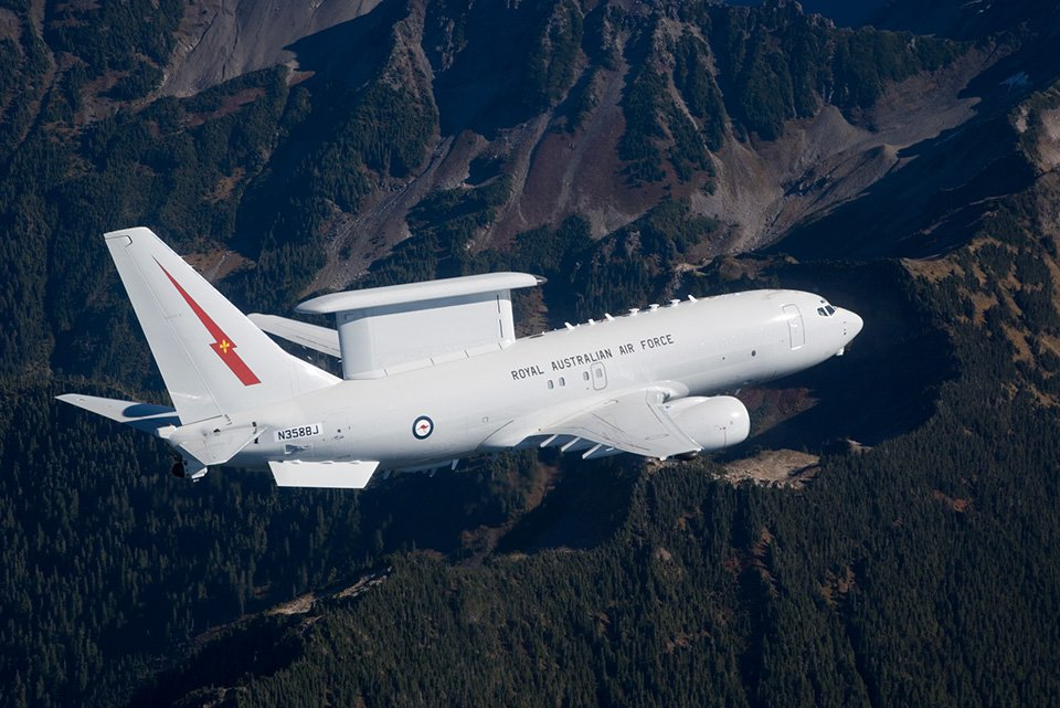 Brown: Air Force Serious About E-7 Wedgetail