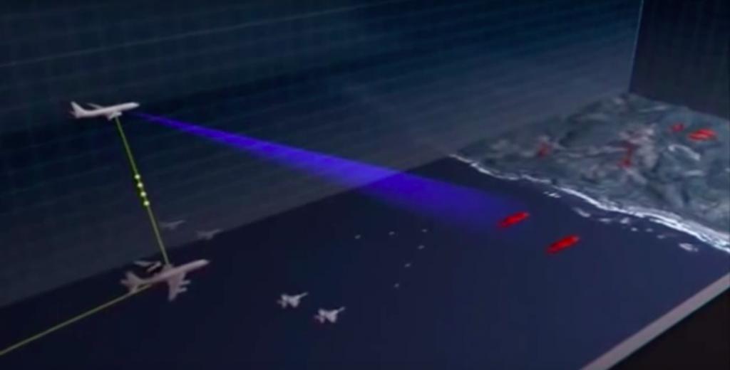screencap of Raytheon video