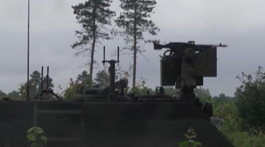 Army video screencap