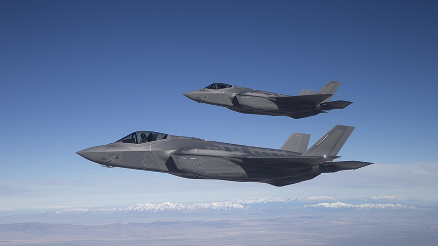 US Air Power: The Imperative For Modernization (Buy The F-35