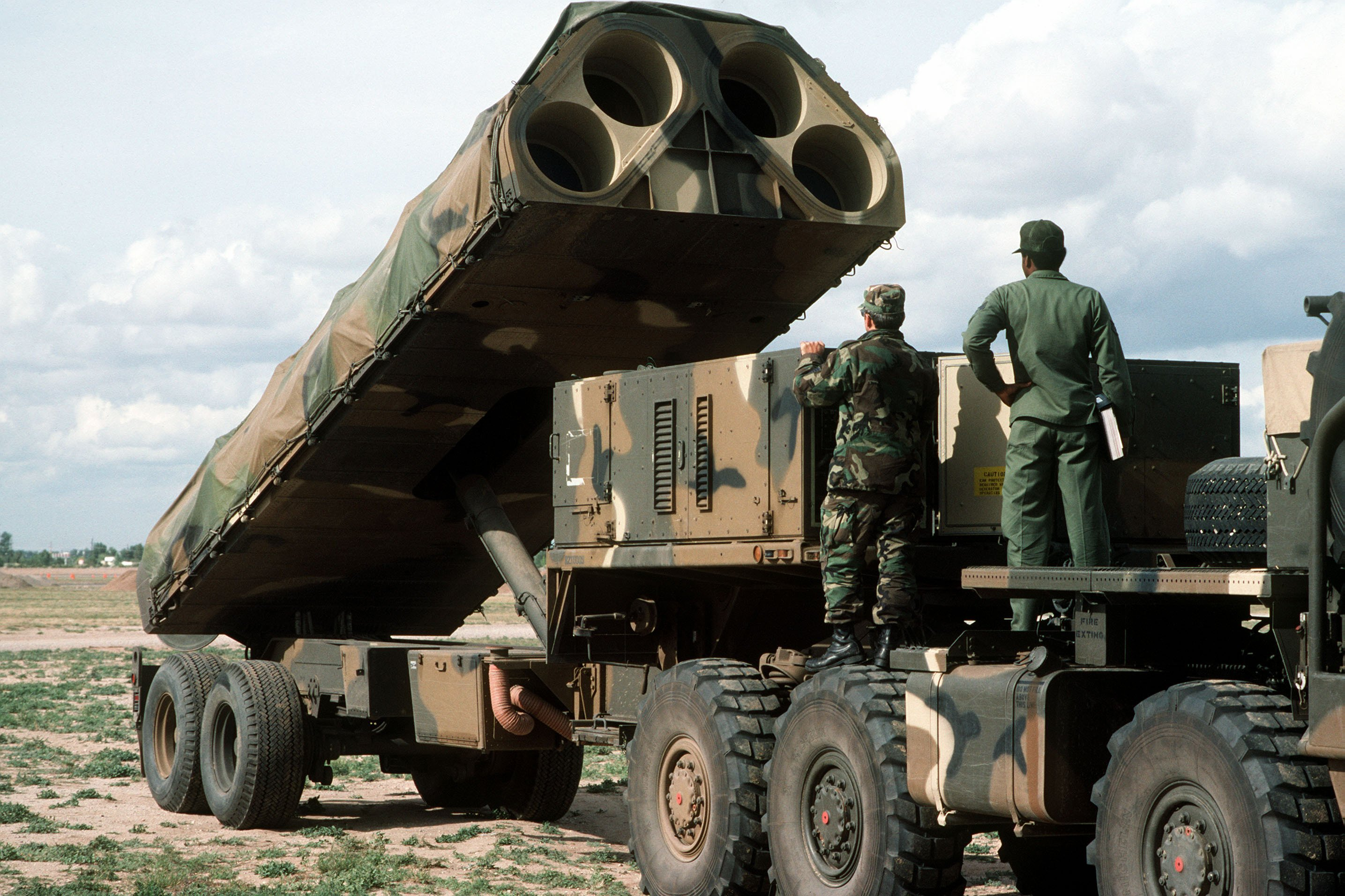 Beyond INF: An Affordable Arsenal Of Long-Range Missiles