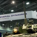 Northrop Unveils NGCV's 50mm Chain Gun At AUSA