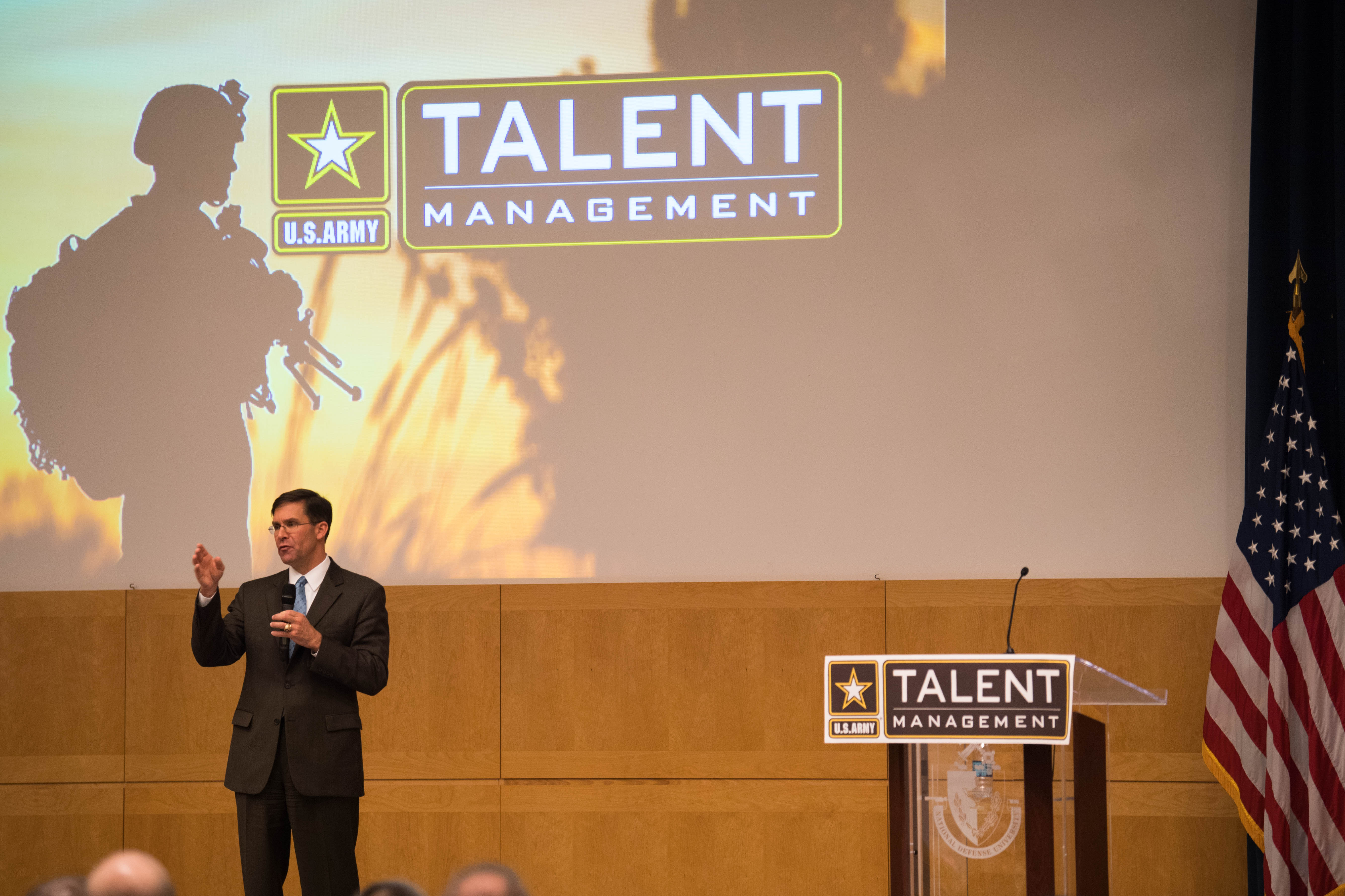 Army Secretary Says Talent Reform Is Top Priority For 2020