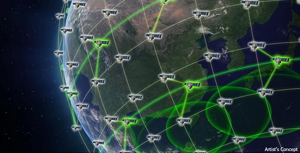 DARPA Blackjack: Who'll Get Prized Satellite Tech, Air Force Or SDA