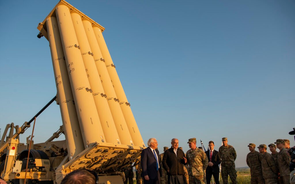 Back Off, Iran: US & Israel Complete Groundbreaking Missile Defense Exercise