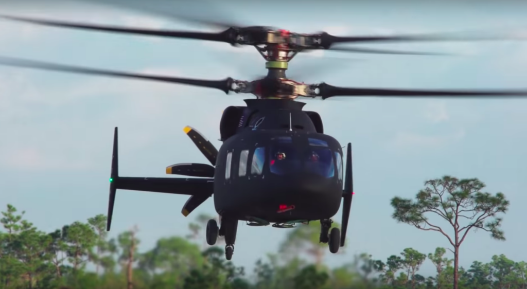 screenshot from Sikorsky-Boeing video