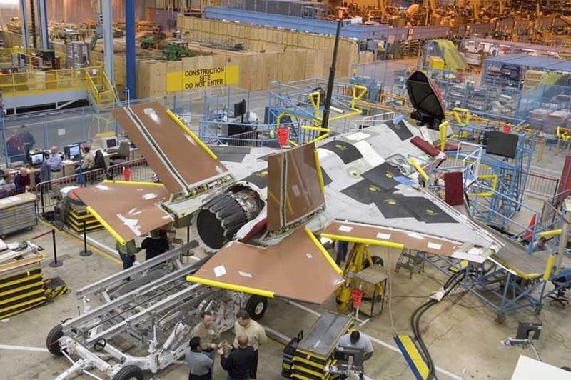 Machinists Union Presses F-35 Jobs Campaign On Capitol Hill