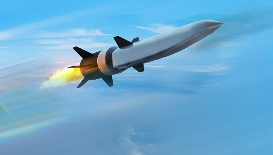 Raytheon, Northrop Will 'Soon' Fly Hypersonic Cruise Missile