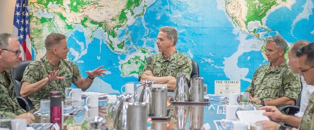 EXCLUSIVE: Indo-Pacom Chief's Bold $20 Billion Plan For Pacific; What Will Hill Do?