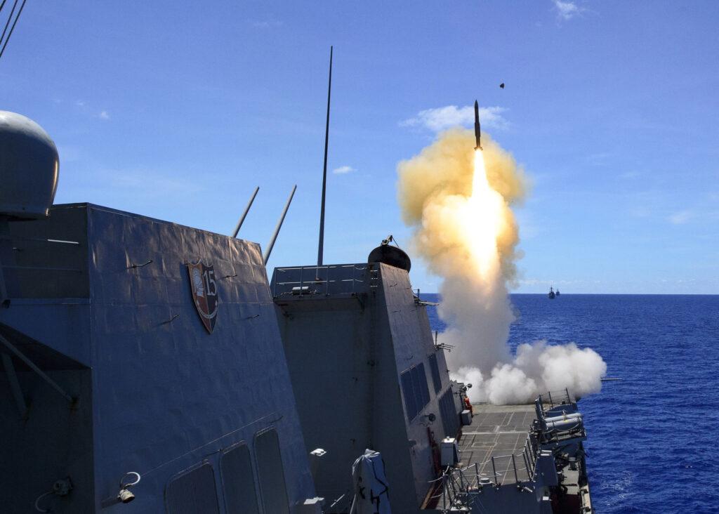 If Congress Punts Spending Bill, Navy's New Frigate Would Suffer