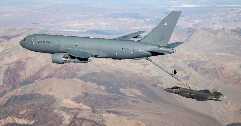 Air Force Gets Tough With Boeing, Withholds $360 Million From KC-46