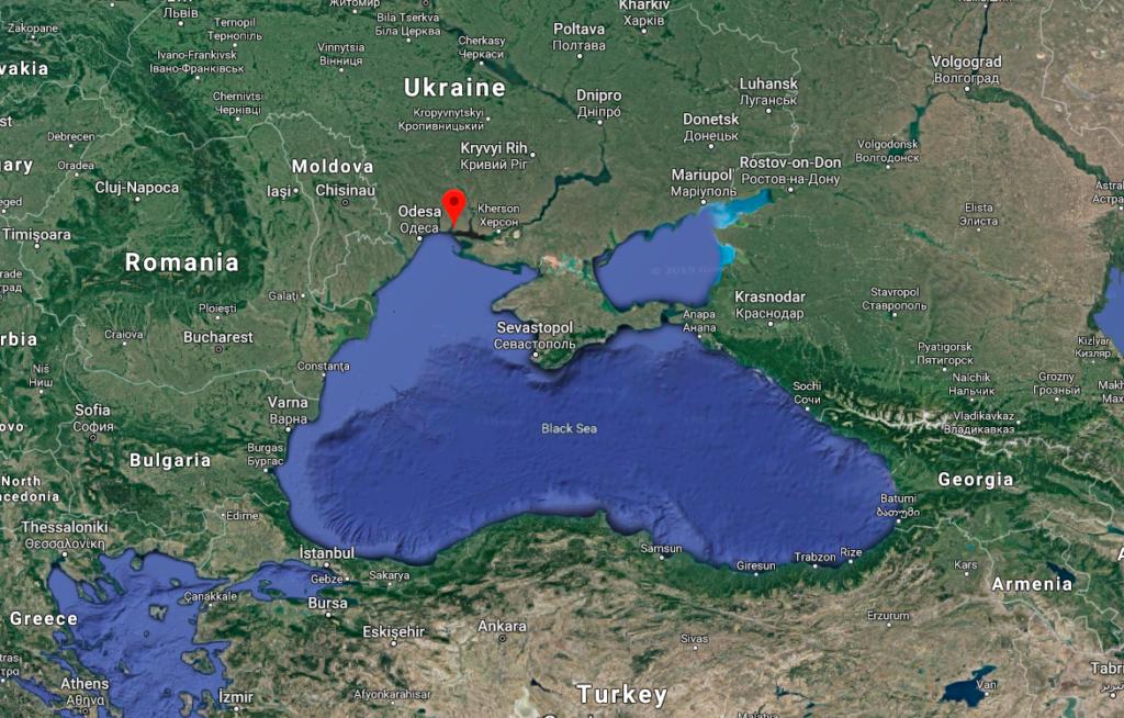 Google Maps graphic