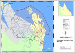 Australian government map