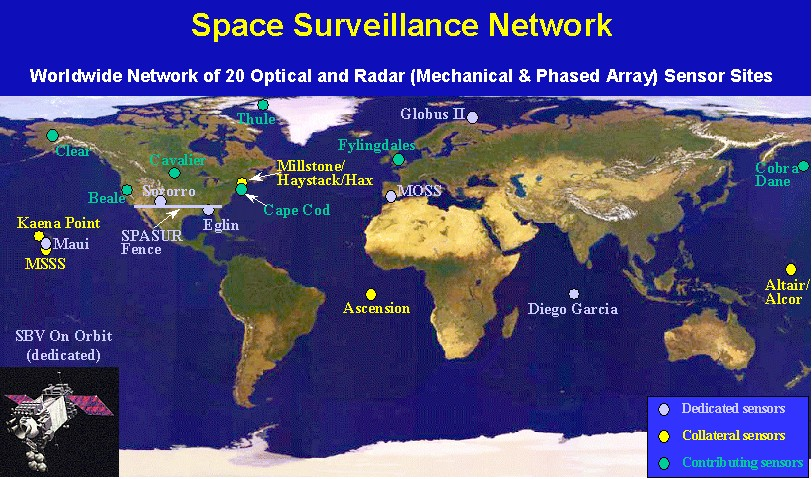 DoD Space Threat Intel Not Good Enough