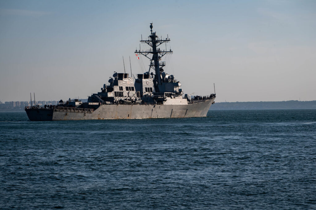 US Upgrades Ukrainian Ports To Fit American Warships
