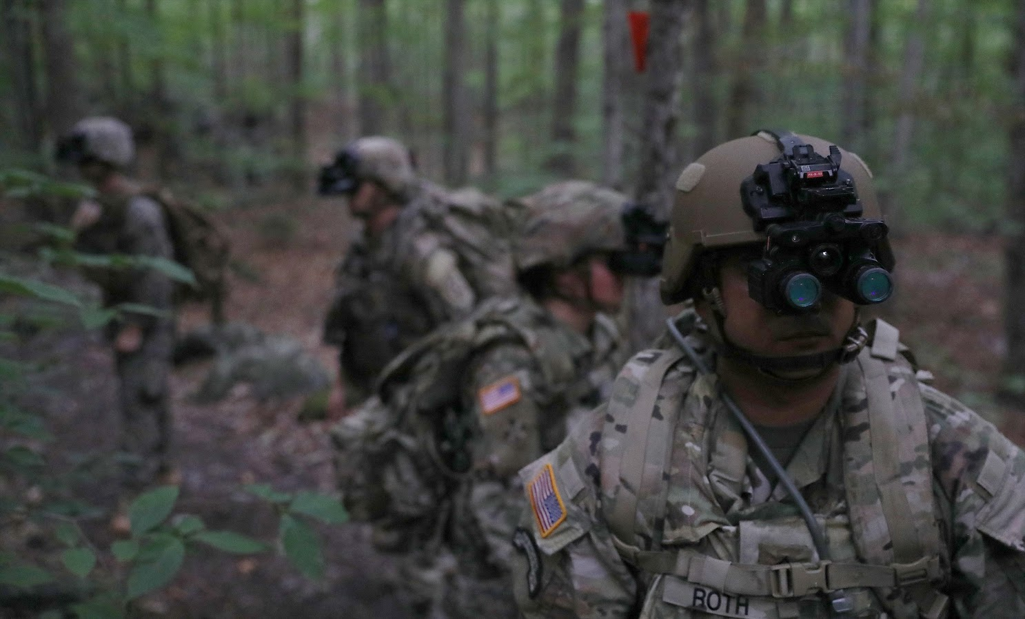 Army Issues Next Gen Targeting Goggles Breaking Defense
