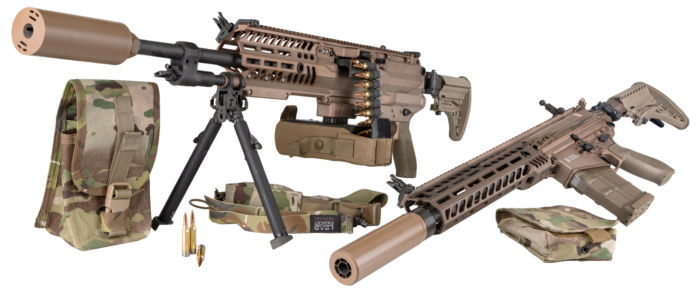 Textron Preps For Mass Production Of New Army Rifle