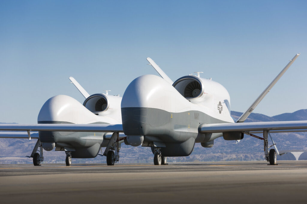 EXCLUSIVE Navy's New Triton Drone Heads To Guam, New Pacific Recon Tool