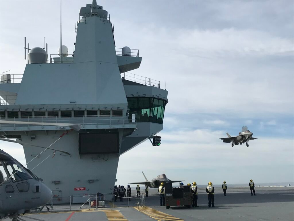 UK, US Enter New Era: 'Unprecedented' Carrier-Sharing Plan