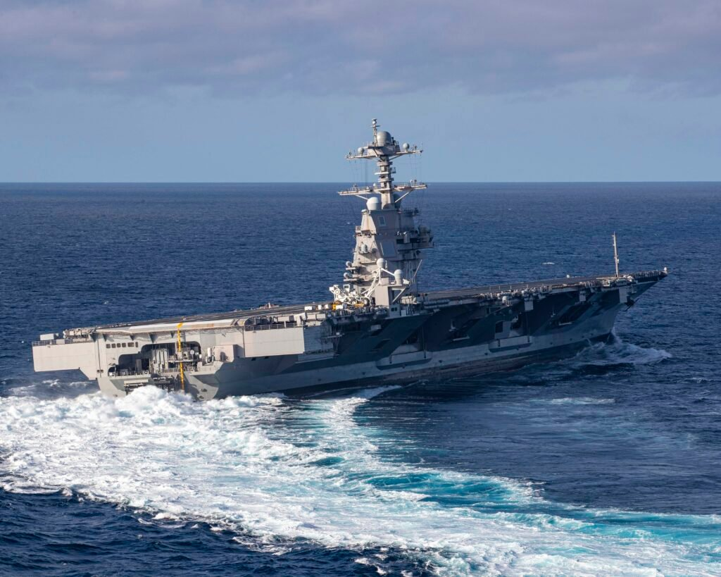 Navy Rushes To Get F-35s on USS JFK; Other Ford Carriers Will Wait
