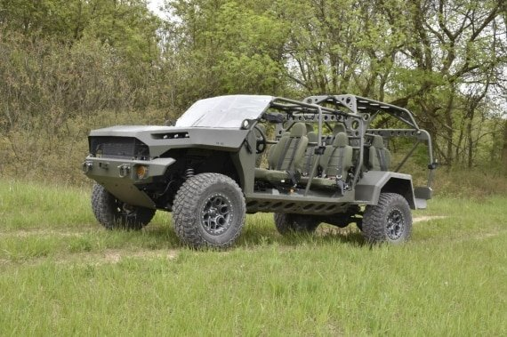 Chevy Military Trucks For Sale >> Who Will Build 651 Parachuting Trucks For The Army