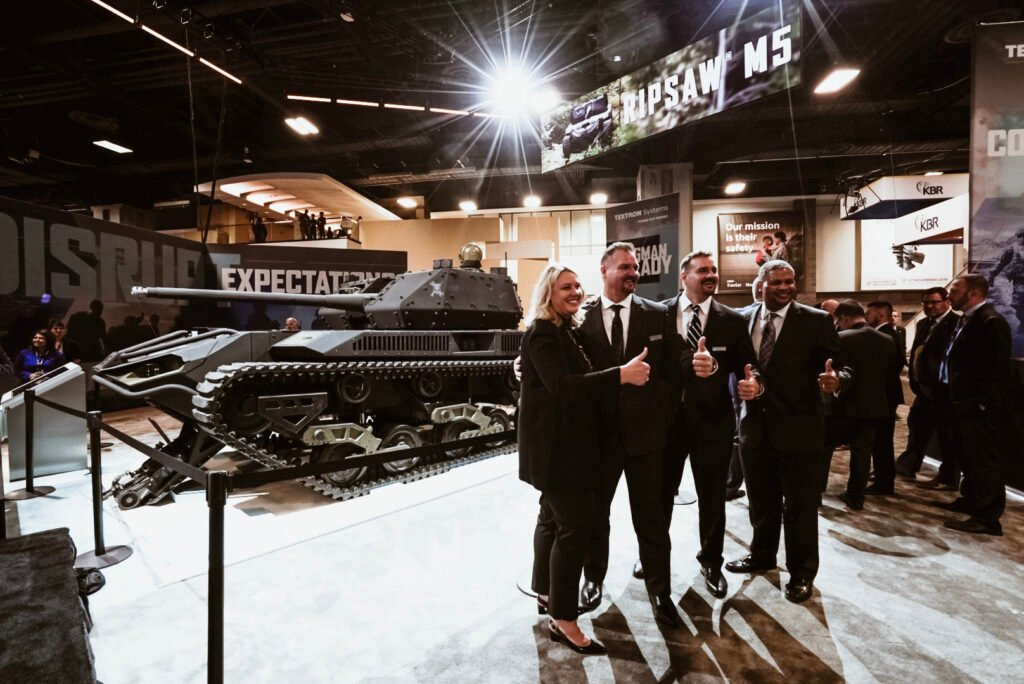 Textron Rolls Out Ripsaw Robot For RCV-Light … And RCV