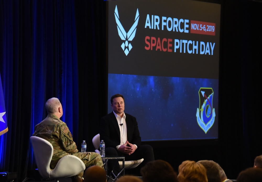 Elon Musk Radical Innovation Needed To Beat China Militarily Breaking Defense Defense Industry News Analysis And Commentary
