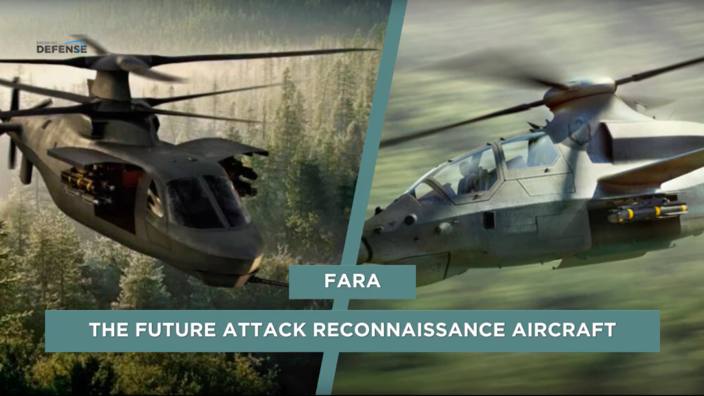 Breaking Defense video from Sikorsky & Bell graphics