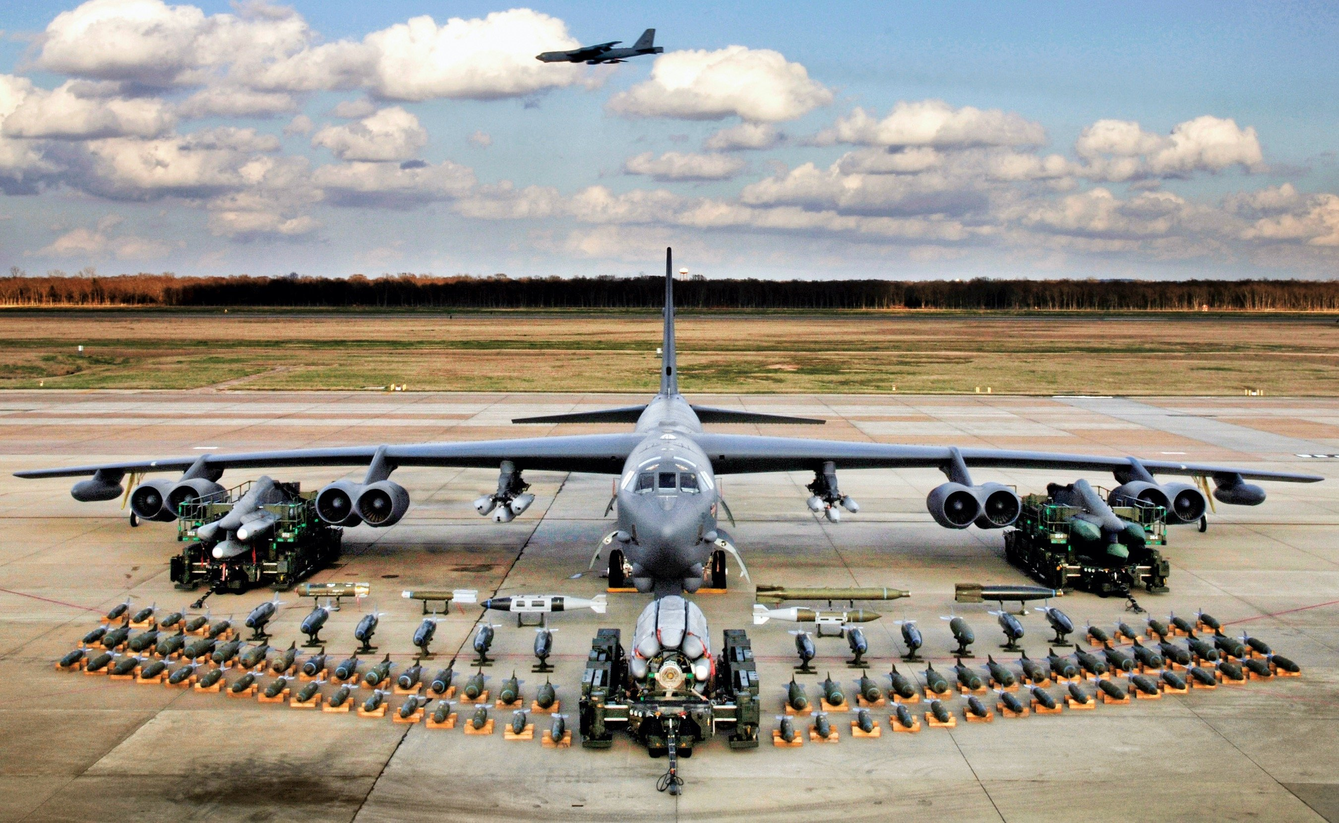 2020 B-52 unboxing photos