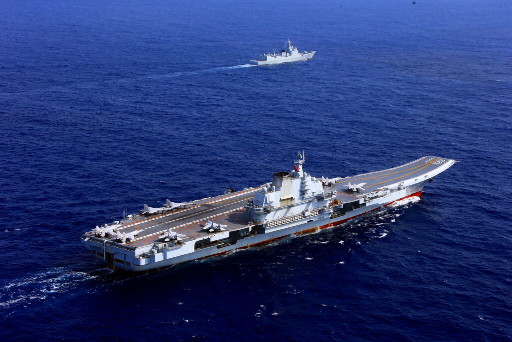 COVID-19 Slams West's Nuke Carriers While China Signals Taiwan, Japan