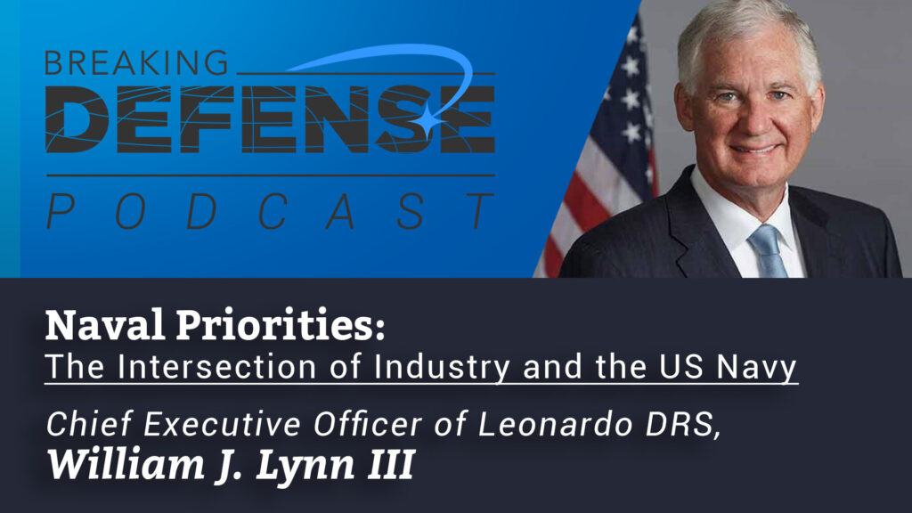 PODCAST: The Navy Budget And Transformation – Opportunities And Challenges  Ahead « Breaking Defense - Defense industry news, analysis and commentary