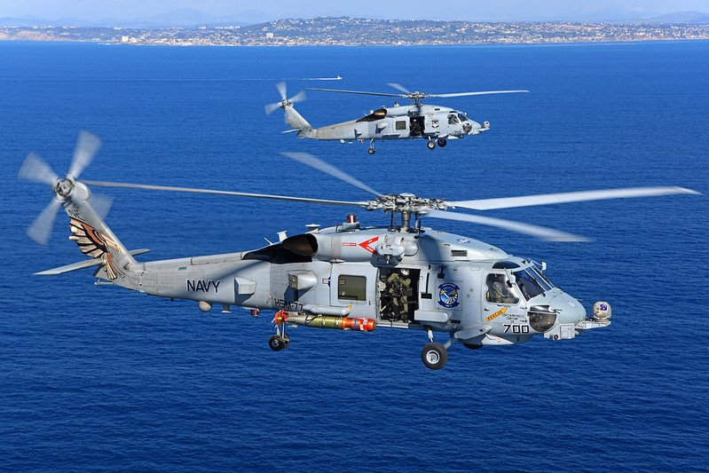 US Navy Rushes Its Sub-Hunting Helicopters To India, Eye On China
