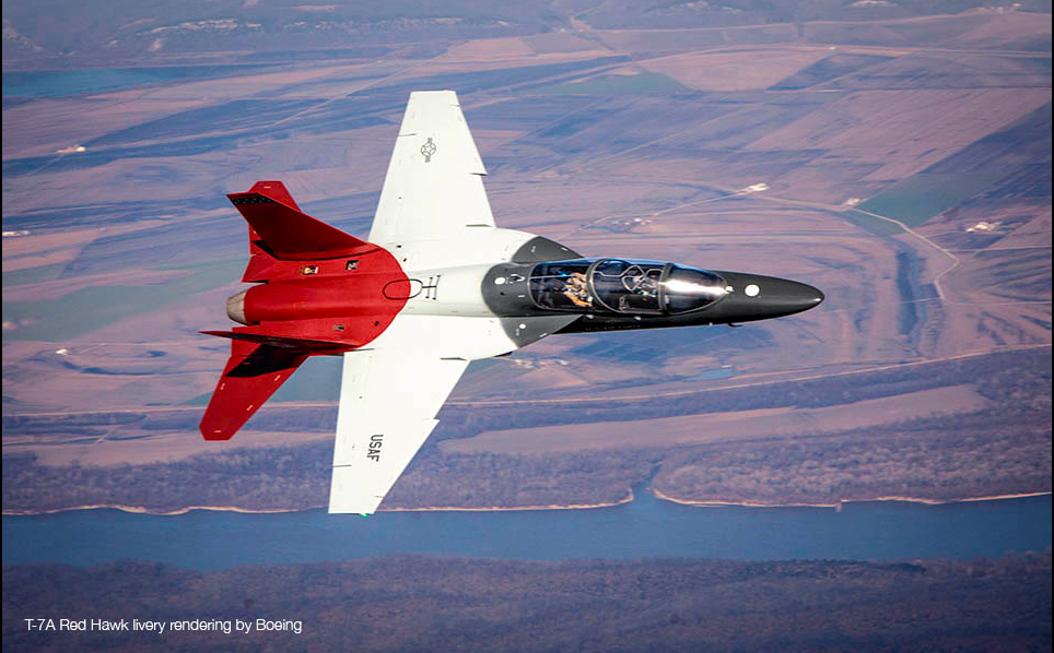T-7A Red Hawk, Boeing image