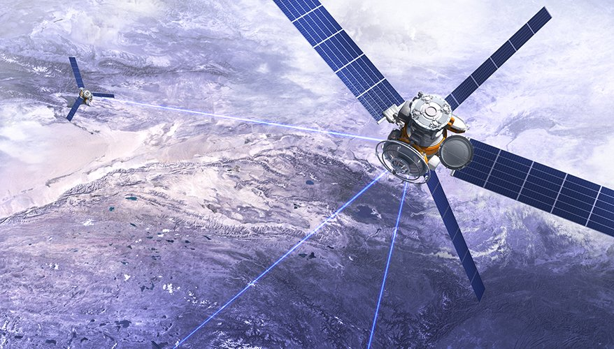 Optical links will connect SDA's Transport Layer to weapons platforms