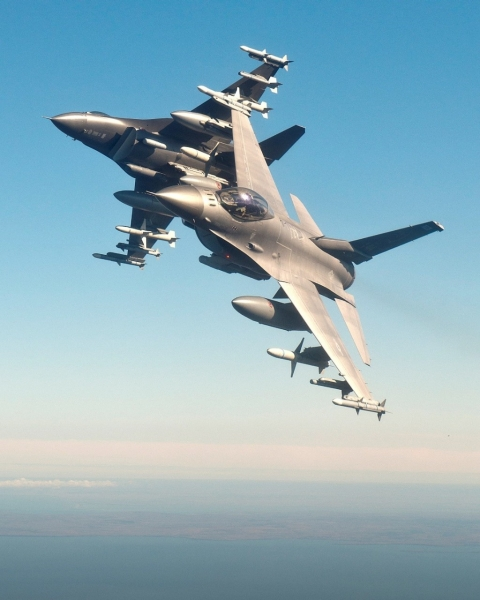 Ukraine Turns To West For Fighters; Plans To Drop MiG Fleet