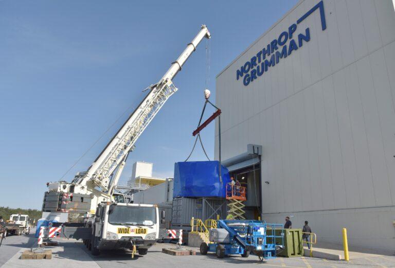 Northrop Delivers 1st SEWIP Block 3 Jammer To Navy